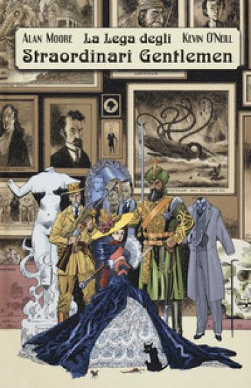 La lega degli straordinari gentlemen. 1: Maggio 1898 - Alan Moore pdf epub