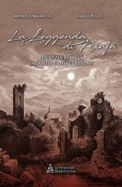 la leggenda di ninfa. Lucrezia Borgia incanto e disperazione - Monica Maratta, Dario Pozzi