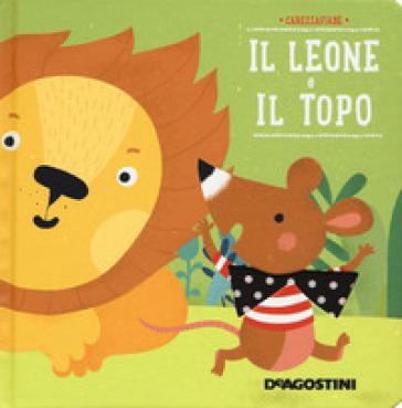 Il leone e il topo. Ediz. a colori - Maria Neradova |