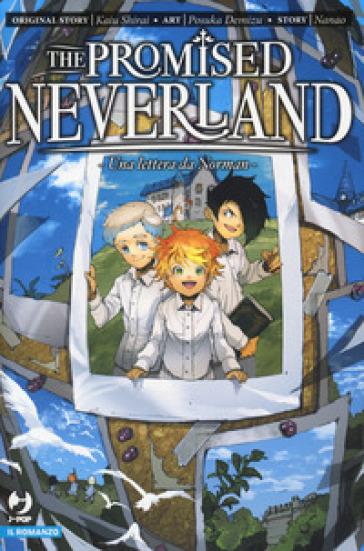 Una lettera da Norman. The promised Neverland - Kaiu Shirai |