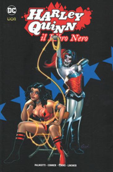 Il libro nero. Harley Quinn. 1. - Jimmy Palmiotti | Rochesterscifianimecon.com