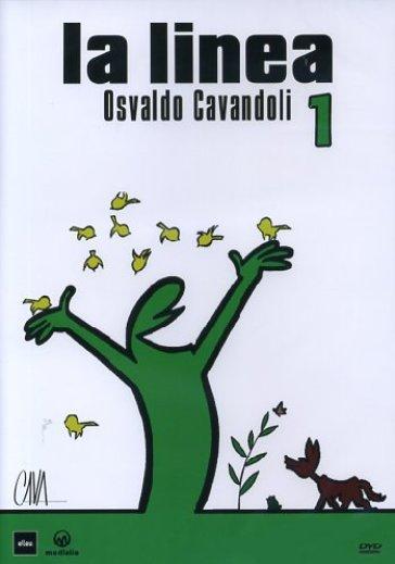 Risultati immagini per La Linea di Osvaldo Cavandoli dvd