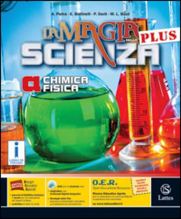 La magia della scienza plus. Vol. A-B-C-D. Mi preparo per l'interrogazione-Tavole illustrate. Per la Scuola media. Con DVD-ROM. Con e-book. Con espansione online - Antonella Pietra |