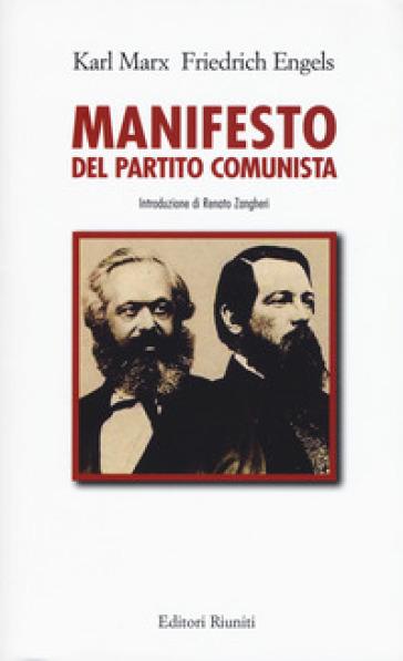 Il manifesto del Partito Comunista - Karl Marx | Rochesterscifianimecon.com