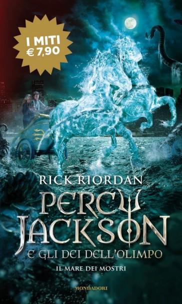 Il mare dei mostri. Percy Jackson e gli dei dell'Olimpo. 2. - Rick Riordan |
