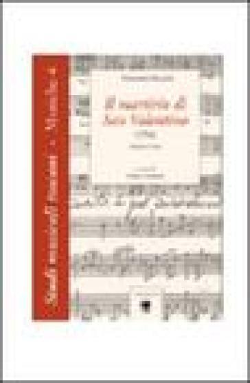 Il martirio di San Valentino (1754) - Giacomo Puccini |