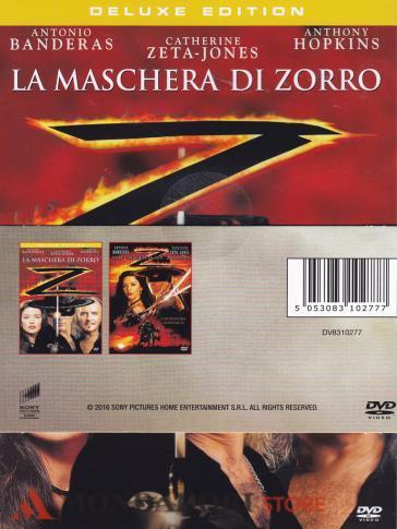 La maschera di zorro la leggenda di zorro 2 dvd martin