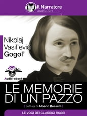 Le memorie di un pazzo (Audio-eBook)