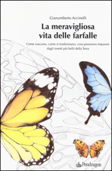 La meravigliosa vita delle farfalle. Come nascono, come si trasformano, cosa possiamo imparare dagli insetti più belli della Terra - Gianumberto Accinelli  