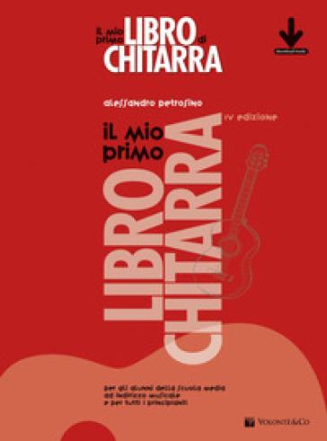 Il mio primo libro di chitarra. Con CD Audio - Alessandro Petrosino   Thecosgala.com