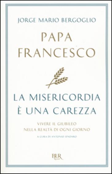La misericordia è una carezza. Vivere il giubileo nella realtà di ogni giorno - Papa Francesco (Jorge Mario Bergoglio) |