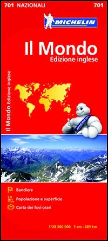 Il mondo 1:28.500.000. Ediz. inglese