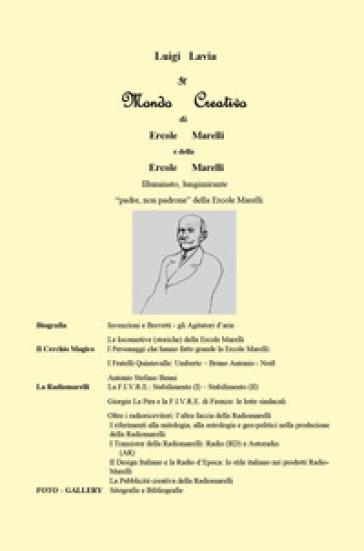 Il mondo creativo di Ercole Marelli e della Ercole Marelli - Luigi Lavia   Jonathanterrington.com