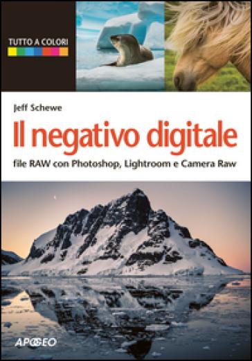 Il negativo digitale. File RAW con Photoshop, Lightroom e Camera RAW - Jeff Schewe pdf epub