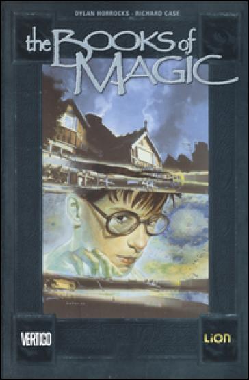 I nomi della magia. The books of magic. 4. - Dylan Horrocks   Rochesterscifianimecon.com