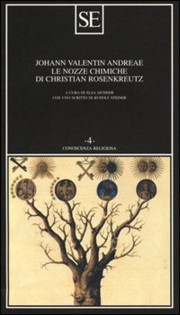 Le nozze chimiche di Christian Rosenkreutz - Johann Valentin Andreae  