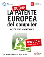 La nuova patente europea del computer. Office 2010 - Windows 7 (4)