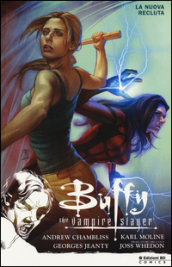 La nuova recluta. Buffy. The vampire slayer. Stagione 9. 4.