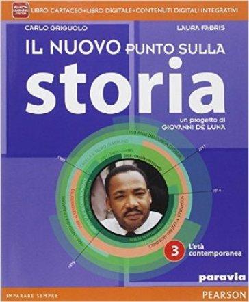 Il nuovo punto sulla storia. Per la Scuola media. Con e-book. Con espansione online. 3. - Carlo Griguolo | Rochesterscifianimecon.com