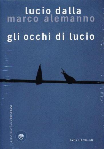 Gli occhi di Lucio. Con CD Audio. Con DVD - Lucio Dalla |