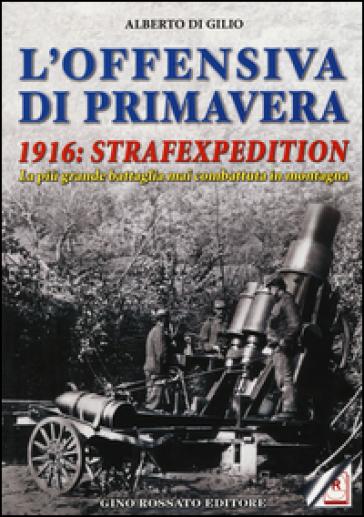 L'offensiva di primavera. 1916: strafexpedition. La più grande battaglia mai combattuta in montagna - Alberto Di Gilio |