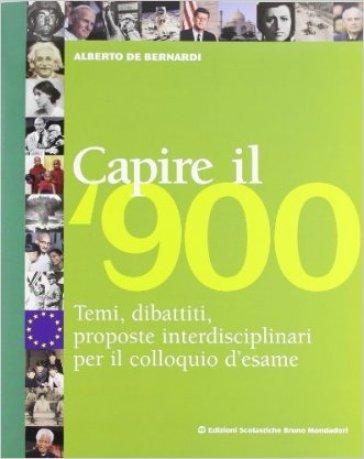 L'officina della storia. Con laboratorio e Capire il '900. Ediz. verde. Per la Scuola media. 3: Il Novecento - Antonio Brusa |
