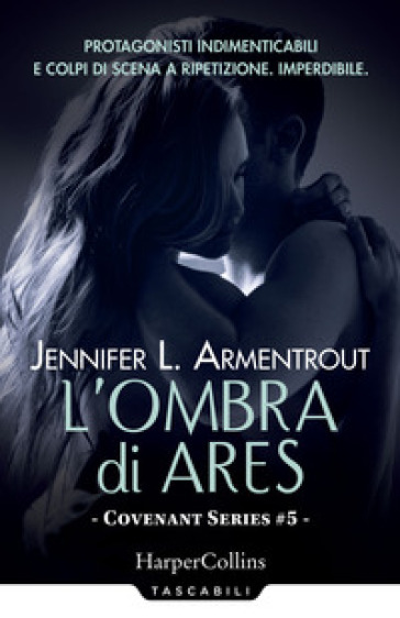 L'ombra di Ares. Covenant series. 5.