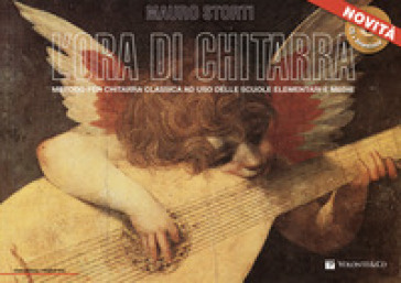 L'ora di chitarra. Con CD Audio formato MP3 - Mauro Storti pdf epub