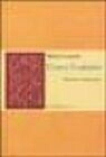 L'oro e il cobalto. Poesie (1997-2000) - Marica Larocchi | Kritjur.org