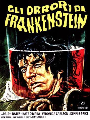 Gli Orrori Di Frankenstein (1970)