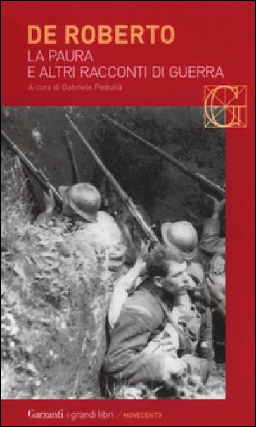 La paura e altri racconti di guerra - Federico De Roberto | Kritjur.org