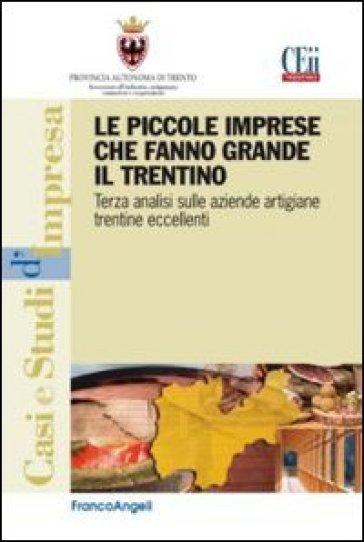Le piccole imprese che fanno grande il Trentino. Terza analisi sulle aziende artigiane trentine eccellenti - Ceii Trentino | Rochesterscifianimecon.com