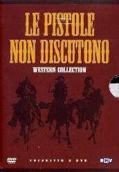 Le pistole non discutono (5 DVD)(western collection)