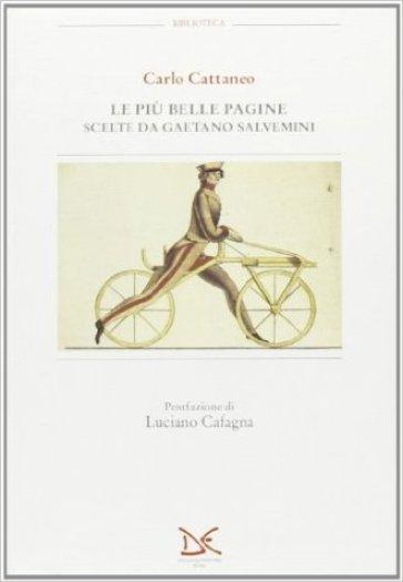 Le più belle pagine scelte da Gaetano Salvemini - Carlo Cattaneo | Kritjur.org
