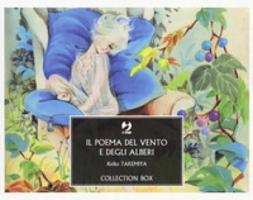 Il poema del vento e degli alberi. Collection box. 1-10. - Keiko Takemiya | Thecosgala.com