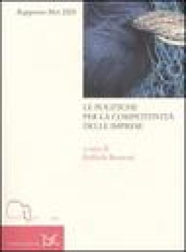 Le politiche per la competitività delle imprese. Rapporto Met 2005 - R. Brancati | Kritjur.org