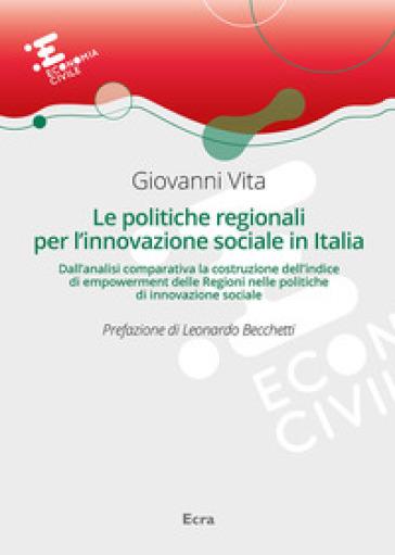 Le politiche regionali per l'innovazione sociale in Italia - Giovanni Vita | Kritjur.org
