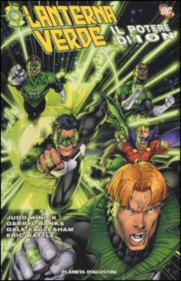Il potere di lon. Lanterna verde