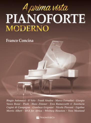 A prima vista. Pianoforte moderno - Franco Concina  