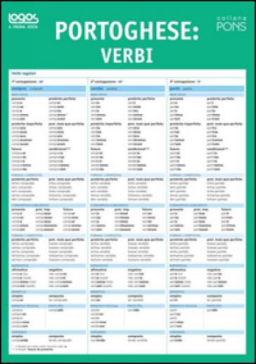 A prima vista verbi: portoghese