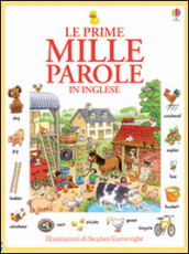 Le prime mille parole in inglese