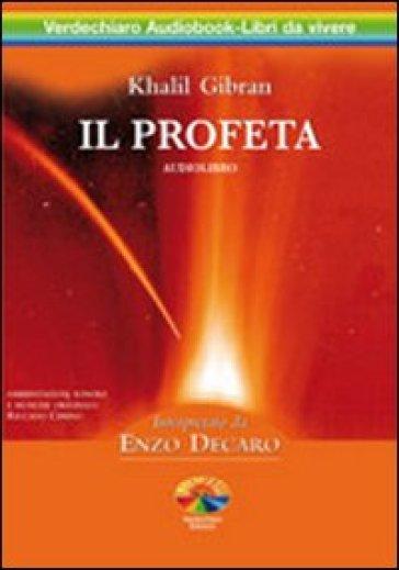 Il profeta. Audiolibro. 2 CD Audio - Kahlil Gibran | Kritjur.org