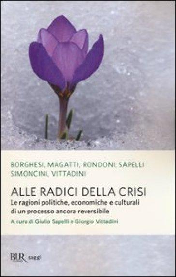 Alle radici della crisi. Le ragioni politiche, economiche e culturali di un processo ancora reversibile - G. Sapelli pdf epub