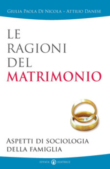 Le ragioni del matrimonio. Aspetti di sociologia della famiglia - Giulia Paola Di Nicola  