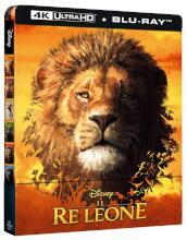 Il re leone (2 Blu-Ray)(4K UltraHD+Blu-ray) (steelbook)