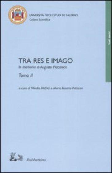 Tra res e imago. In memoria di Augusto Placanica - M. Mafrici | Kritjur.org