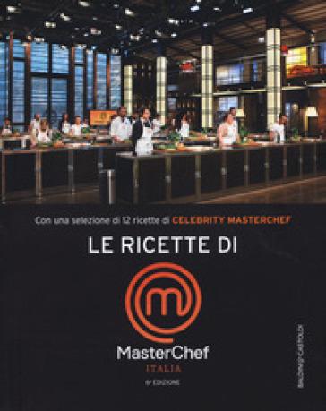 Le ricette di MasterChef Italia - Jonathan Ames pdf epub