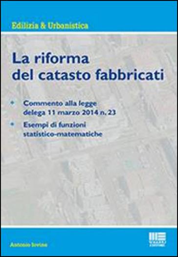 La riforma del catasto fabbricati - Antonio Iovine pdf epub