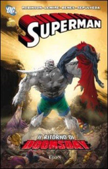 Il ritorno di Doomsday. Superman