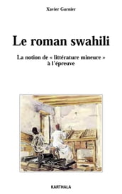 Le roman swahili - La notion de